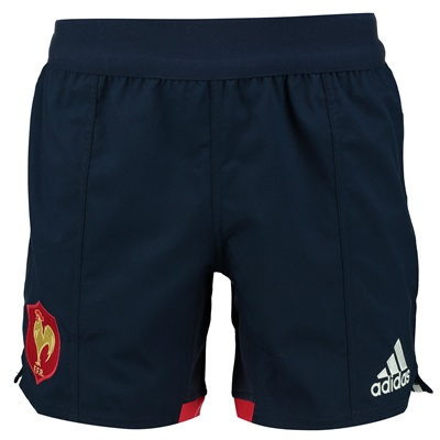 """""""France Rugby Home Shorts 2017-18"""""""