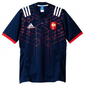 """France Rugby Home Shirt"""