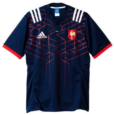 """""""France Rugby Home Shirt"""""""
