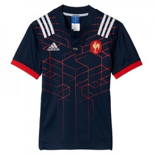 """France Rugby Home Shirt – Junior"""