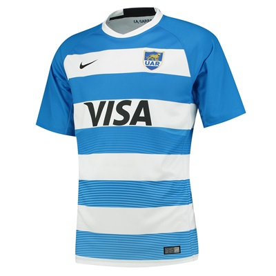 """Argentina Rugby Home Shirt 2016-17"""