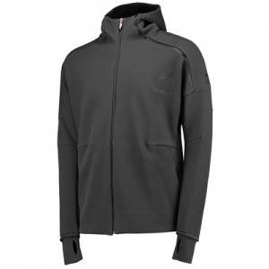 """All Blacks Anthem Jacket – Dark Grey Heather/Solid Grey"""