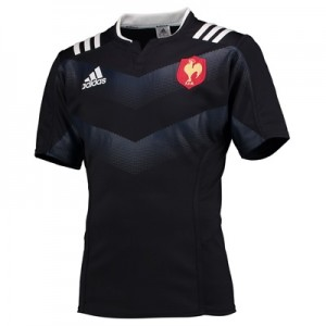 """France Rugby Prematch Shirt – Punjab/White"""