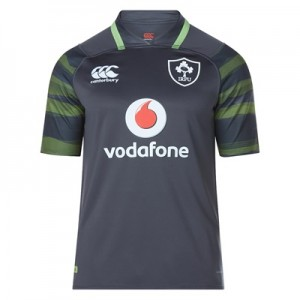 """Ireland Rugby Vapodri+ Alternate Pro Shirt 2017-18"""