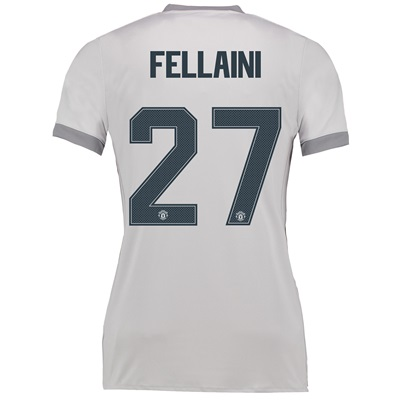 Manchester United Third Cup Shirt 2017-18 – Womens with Fellaini 27 pr