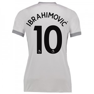 Manchester United Third Shirt 2017-18 – Womens with Ibrahimovic 10 pri