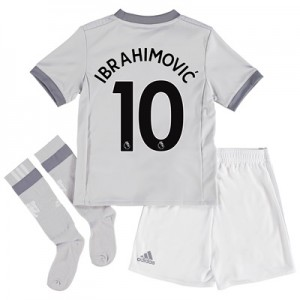 Manchester United Third Mini Kit 2017-18 with Ibrahimovic 10 printing