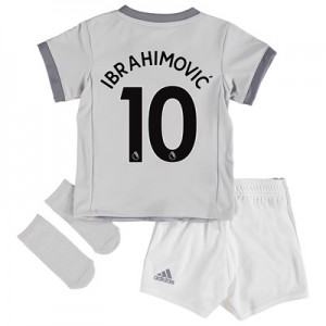 Manchester United Third Baby Kit 2017-18 with Ibrahimovic 10 printing