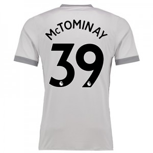 Manchester United Third Shirt 2017-18 with McTominay 39 printing