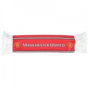Manchester United Car Mini Scarf
