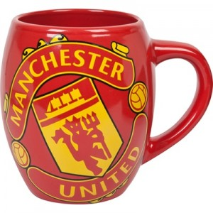 Manchester United Tea Tub Mug