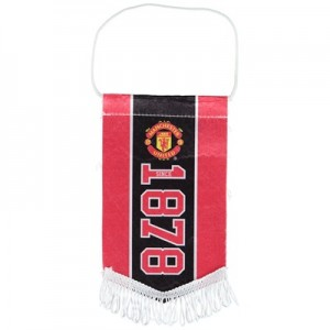 Manchester United Established Pennant
