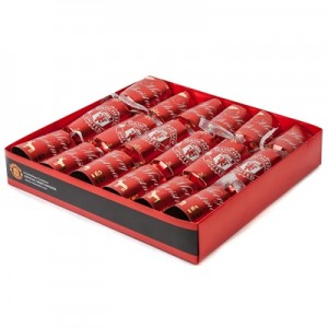Manchester United Christmas Crackers