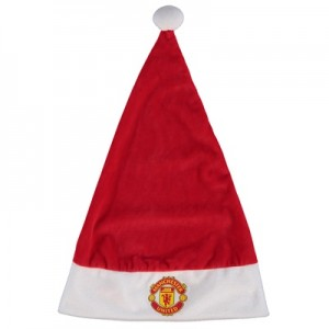 Manchester United Christmas Santa Hat