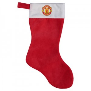 Manchester United Christmas Stocking