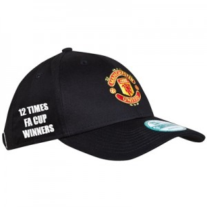 Manchester United New Era FA Cup Winners Basic 9FORTY Adjustable Cap –