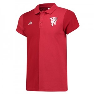 Manchester United Polo – Red