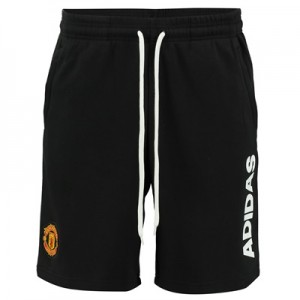 Manchester United Linear Short – Black