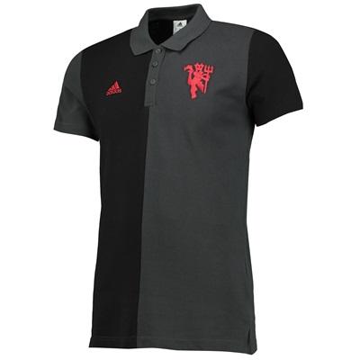 Manchester United Polo – Black