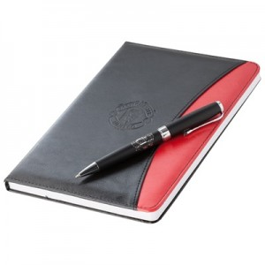 Manchester United A5 Executive Notebook & Pen Set