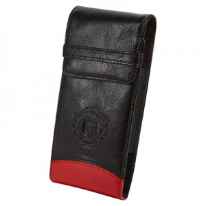 Manchester United Universal Leather Mobile Phone Case