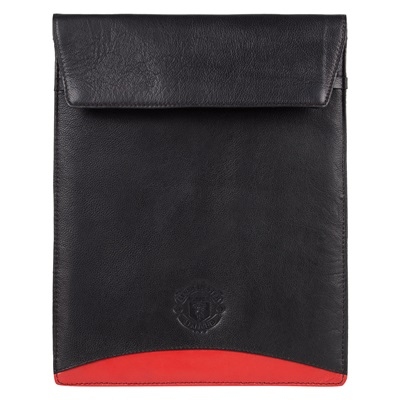 Manchester United Universal Leather iPad Case