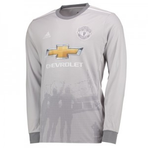 Manchester United Third Shirt 2017-18 – Long Sleeve
