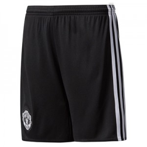 Manchester United Away Shorts 2017-18 – Kids