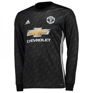 Manchester United Away Shirt 2017-18 – Long Sleeve