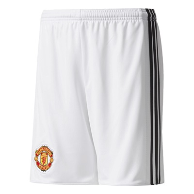 Manchester United Home Shorts 2017-18 – Kids