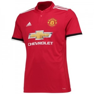 Manchester United Home Shirt 2017-18 – Kids