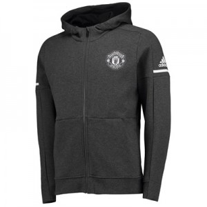 Manchester United Away Anthem Jacket – Dark Grey