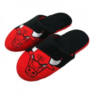 """Chicago Bulls Colourblock Slide Slipper – Mens"""