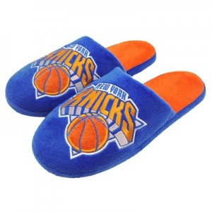"""New York Knicks Colourblock Slide Slipper – Mens"""
