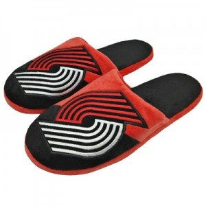 """Portland Trail Blazers Colourblock Slide Slipper – Mens"""