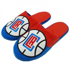 """LA Clippers Colourblock Slide Slipper – Mens"""