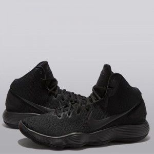 """Nike Hyperdunk 2017 Basketball Shoe – Black/Black – Mens"""
