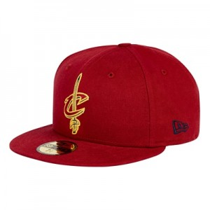 """Cleveland Cavaliers New Era Chainstitch 59FIFTY Cap"""