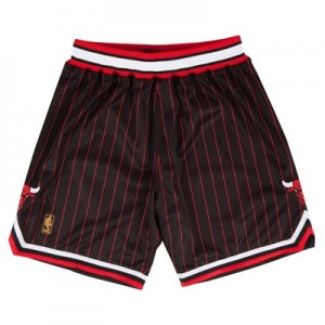 """Chicago Bulls Authentic Alternate Short By Mitchell & Ness – Mens"""