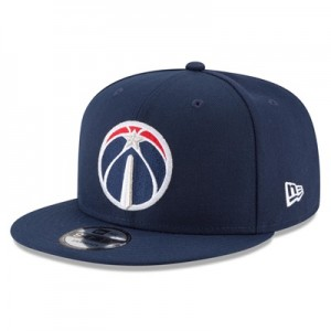 """Washington Wizards New Era 9FIFTY On-Court Statement Edition Snapback """