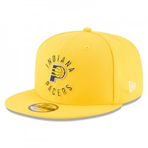 """""""Indiana Pacers New Era 9FIFTY On-Court Statement Edition Snapback Cap"""""""
