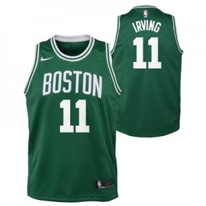 """Boston Celtics Nike Icon Swingman Jersey – Kyrie Irving – Youth"""