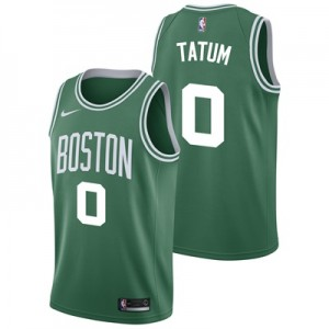 """Boston Celtics Nike Icon Swingman Jersey – Jayson Tatum – Mens"""
