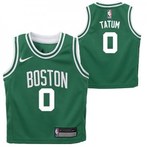 """Boston Celtics Nike Icon Replica Jersey – Jayson Tatum – Toddler"""