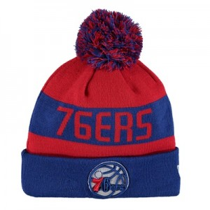 """Philadelphia 76ers New Era Team Colour Knit"""