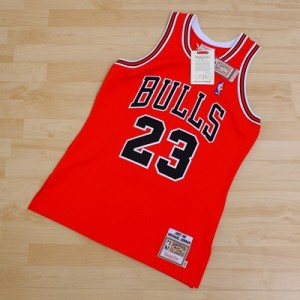 """Chicago Bulls Mitchell & Ness 1997 Authentic Road Jersey – Michael Jor"""