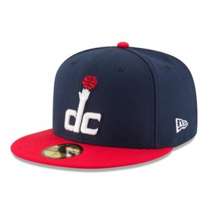 """Washington Wizards New Era 59FIFTY Fitted Cap"""