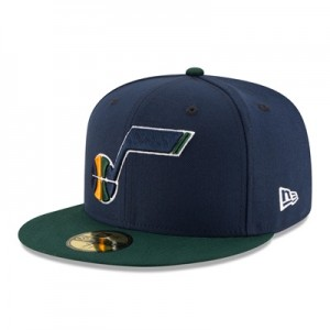 """Utah Jazz New Era 59FIFTY Fitted Cap"""