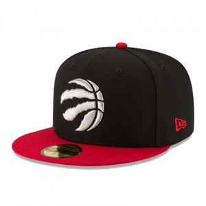 """Toronto Raptors New Era 59FIFTY Fitted Cap"""