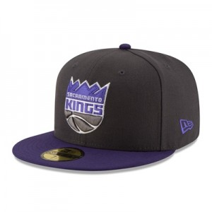 """Sacramento Kings New Era 59FIFTY Fitted Cap"""